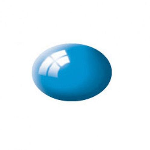 Aqua Color Lichtblau, glänzend, 18ml
