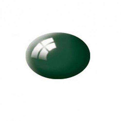 Aqua Color Moosgrün, glänzend, 18ml