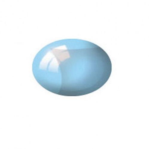 Aqua Color Blau, klar, 18ml