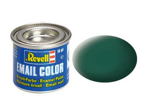 Email Color Seegrün, matt, 14ml, RAL 6028