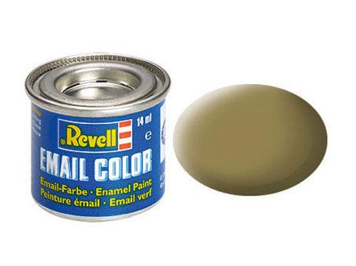 Email Color Khakibraun, matt, 14ml, RAL 7008