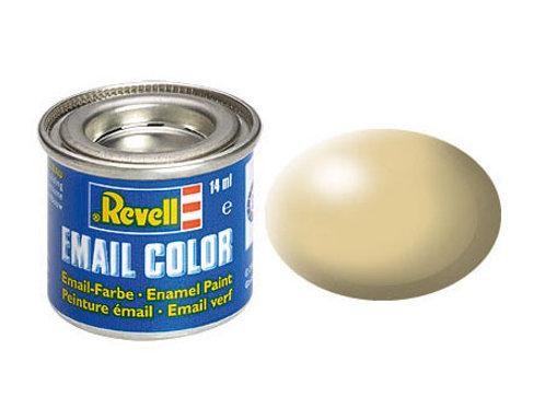 Email Color Beige, seidenmatt, 14ml, RAL 1001