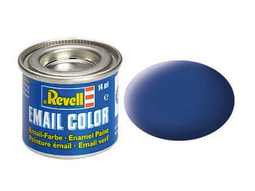 Email Color Blau, matt, 14ml, RAL 5000