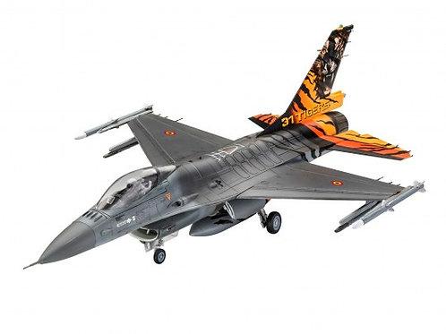 F-16 MLU TIGER MEET 2018 31 Sqn.