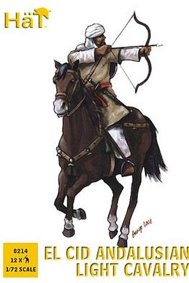 1/72 El Cid Andalusische leichte Kavallerie