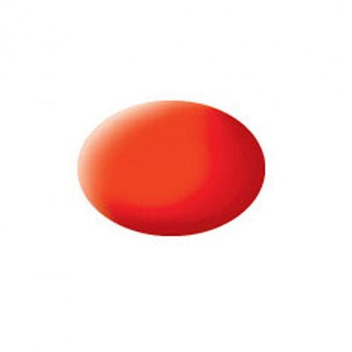 Aqua Color Leuchtorange, matt, 18ml