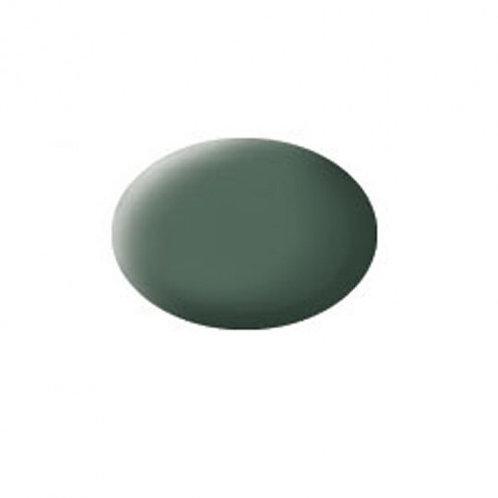 Aqua Color Grüngrau, matt, 18ml, RAL 7009