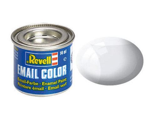 Email Color Farblos, glänzend, 14ml