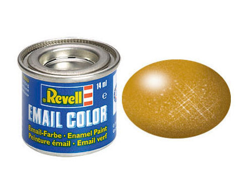 Email Color Messing, metallic, 14ml