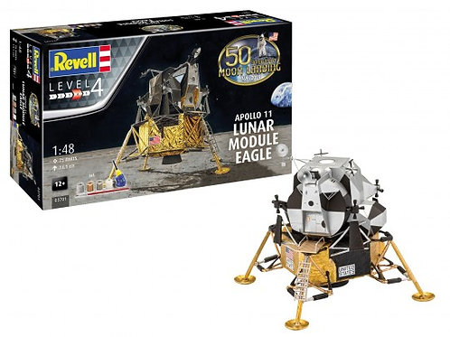 Apollo 11 Lunar Module Eagle