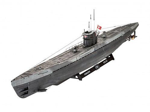 German Submarine Type IXC U67/U154