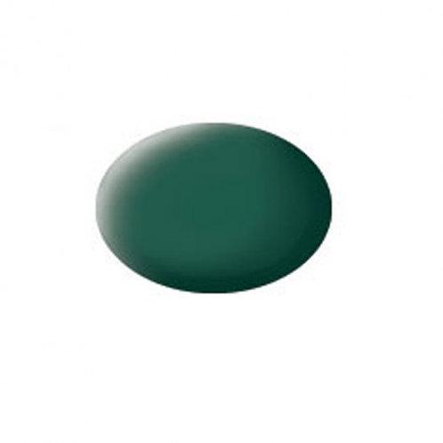Aqua Color Seegrün, matt, 18ml, RAL 6028