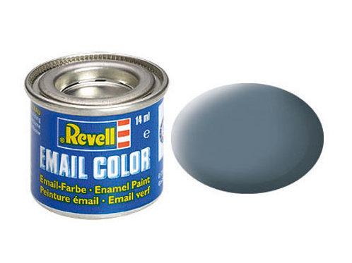 Email Color Blaugrau, matt, 14ml, RAL 7031