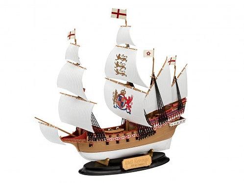 HMS Revenge - Easy Click