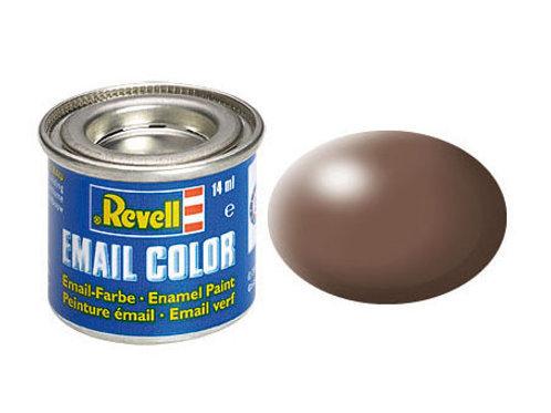 Email Color Braun, seidenmatt, 14ml, RAL 8025