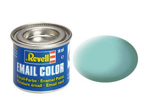 Email Color Lichtgrün, matt, 14ml, RAL 6027