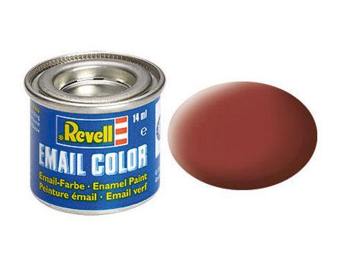 Email Color Ziegelrot, matt, 14ml, RAL 3009