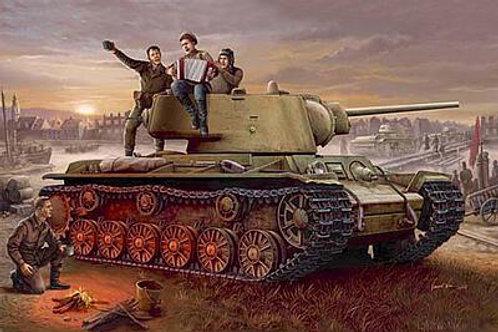 1/35 KV-1, 1942 L