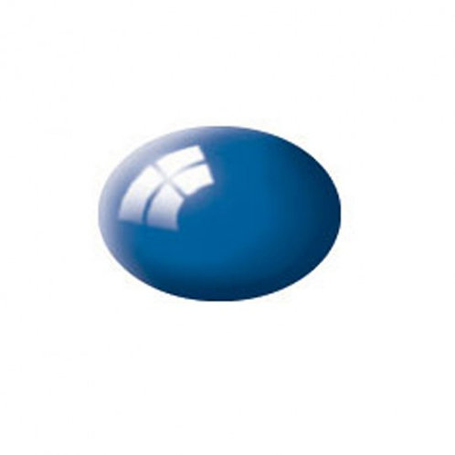 Aqua Color Blau, glänzend, 18ml, RAL 5005
