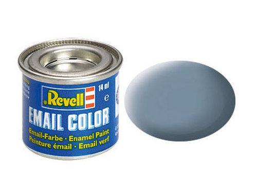 Email Color Grau, matt, 14ml, RAL 7000