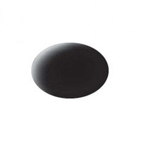 Aqua Color Schwarz, matt, 18ml, RAL 9011