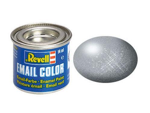 Email Color Eisen, metallic, 14ml