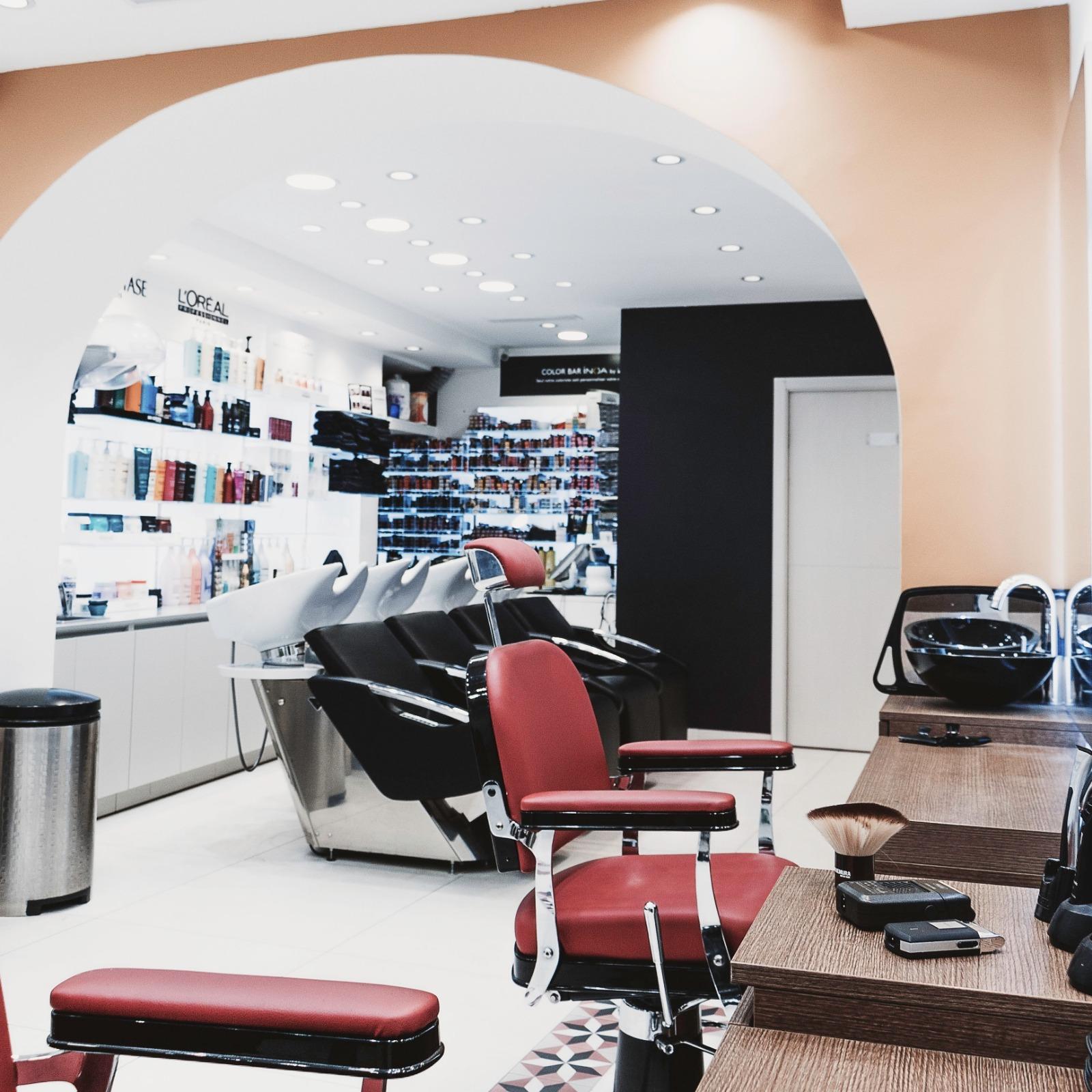 Salon de coiffure barber bastia