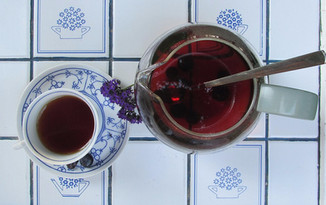 Heidelbeer Tee