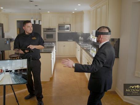 McDowell Homes' First TV Spot