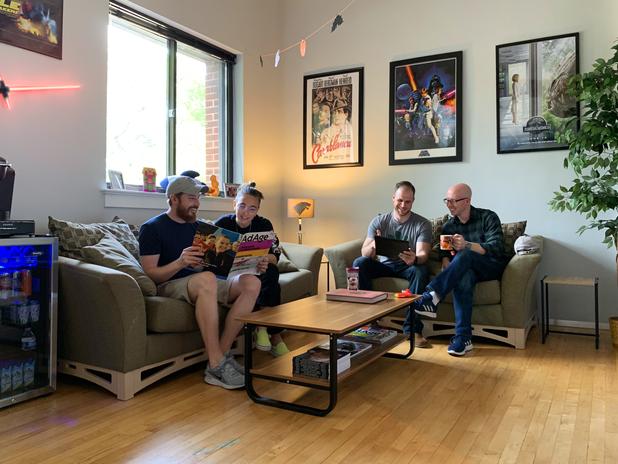lounge video production cleveland animat