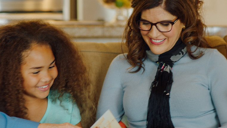 Leilani Coleman and Lizet Benrey in White Wings (2018).