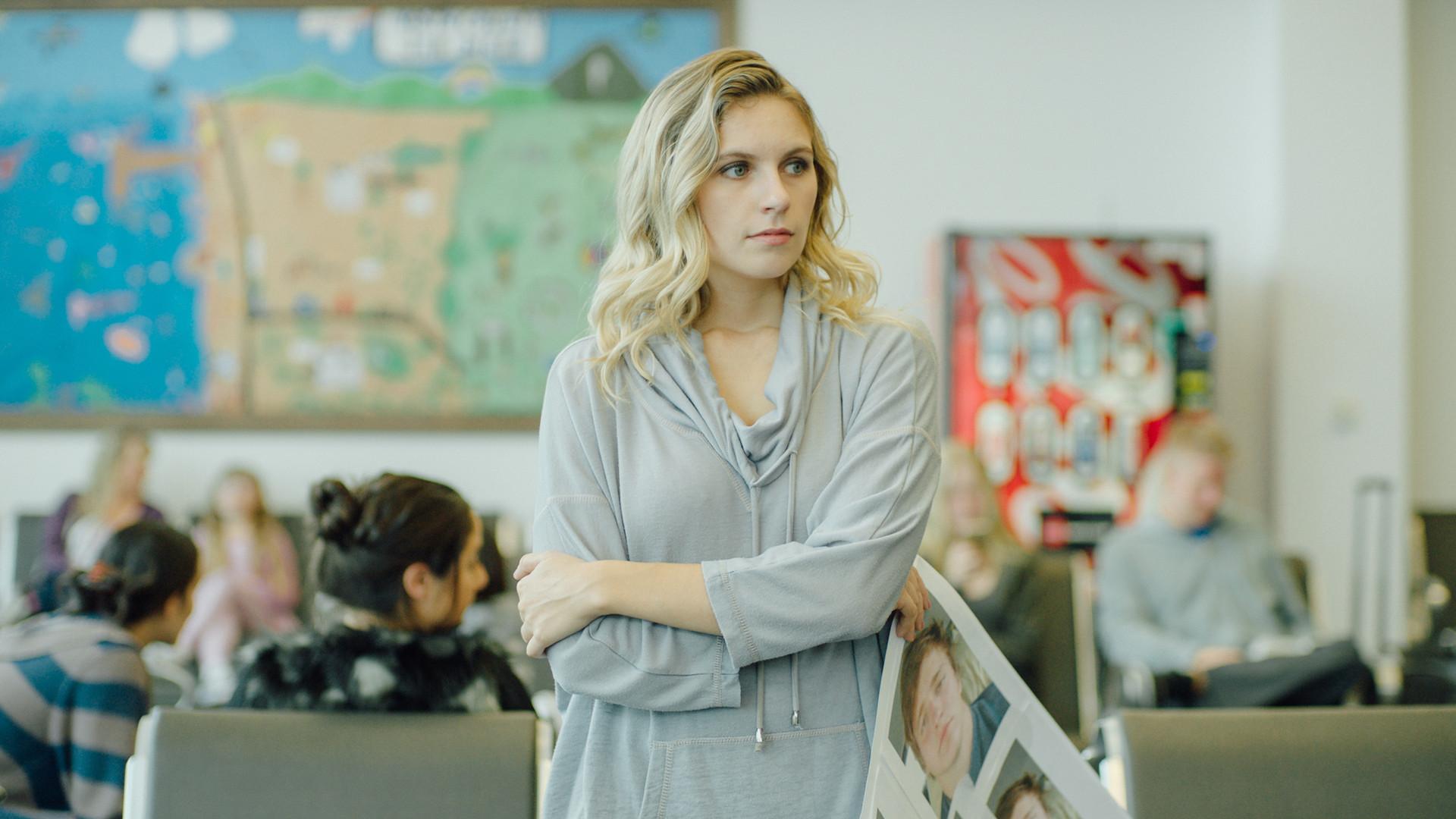 Nicole DuBois in White Wings (2018).
