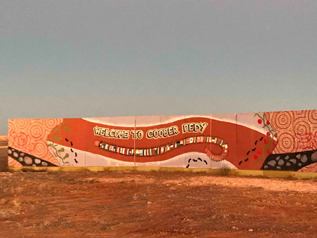 The Coober Pedy collection