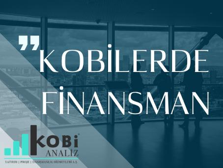 Kobilerde Finans & Finansman