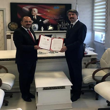 Kastamonu Üniversitesi İle İSG Genel Müdürlüğü, Üç Yeni Protokol İmzaladı