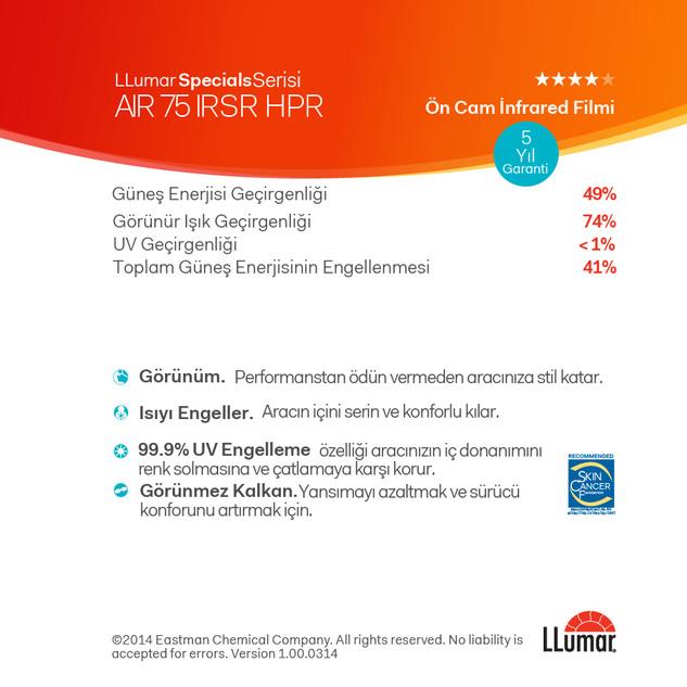 AIR75_AIR_75_IR_SR_HPR_Ön_Cam_İnfrared