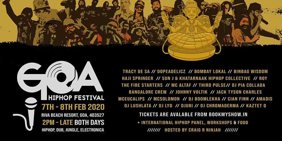 Goa Hip Hop Festival 2020