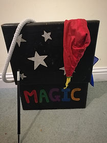 Kids comedy Magic Show for parties and events in Surrey, London, Berkshire and Home Counties.