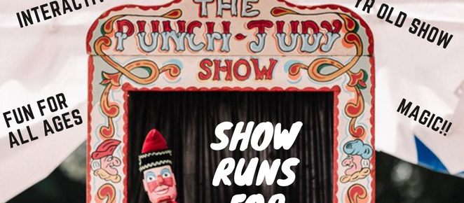 Punch & Judy show is available online!