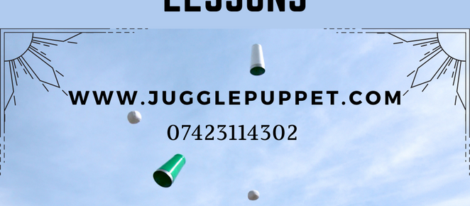 1 to 1 online juggling lessons