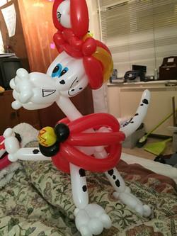 Balloon Model Paw Patrol Dog