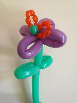 Balloon Model Flower