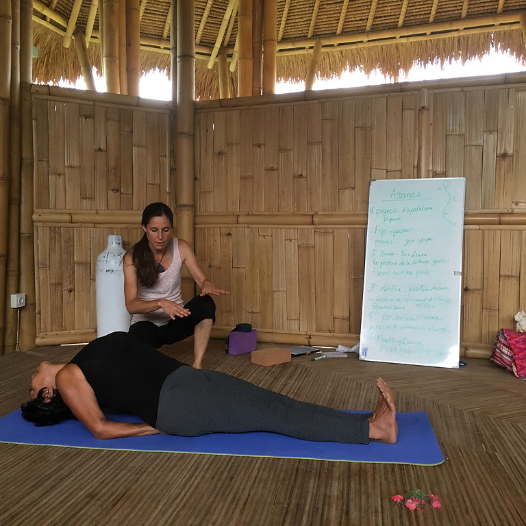 Formation de professeur de Yoga YTT