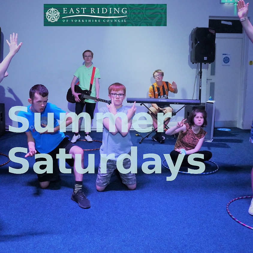 Youth Summer Saturdays