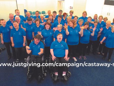 Castaway Sing Fundraiser