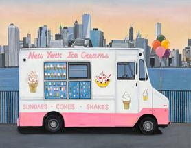 New York Ice Cream Truck