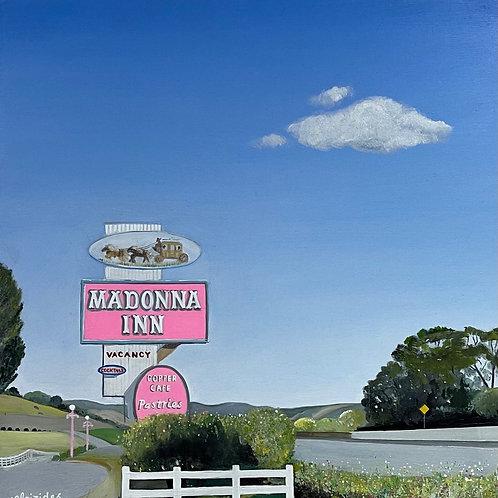 Madonna Inn, CA