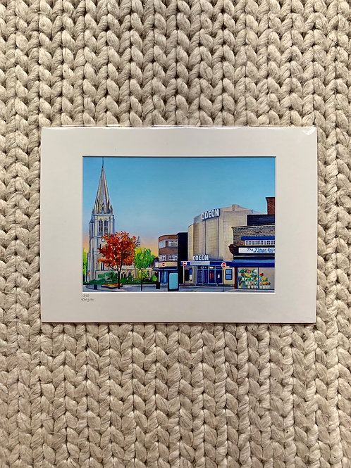 St James - Limited Edition Print