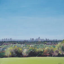 View from Ally Pally