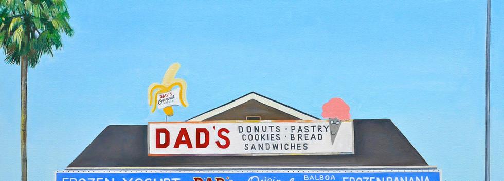 Dad's Banana, Balboa